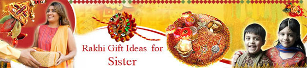 Express your Love and Care for your Sister with Exclusive Rakhi Gifts