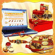 Send Online Rakhi to India