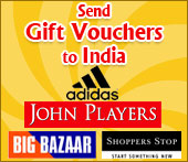 Send Gift Vouchers To USA