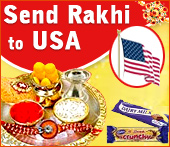 Send Rakhi To USA